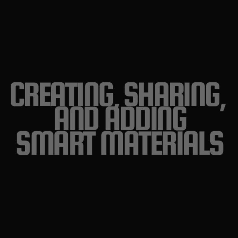 Substance Share The Free Exchange Platform Creating Sharing And Adding Smart Materials Access substance share directly within the tools and integrate it seamlessly in your workflow. adding smart materials