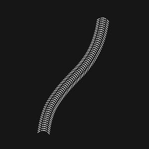 Tire track 4
