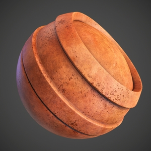 Terracotta preview