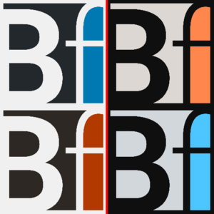 Bradford smith compare a b icon