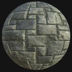Stone tiles 001