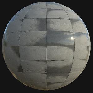 Concrete tiles 002 bitmap