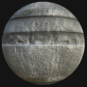 Sculpted concrete 001 bitmap
