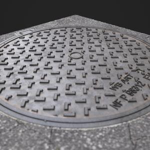 Manhole cover wip05.1
