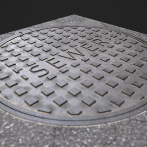 Manhole cover wip05.3