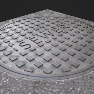 Manhole cover wip05.3