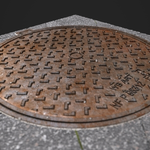 Manhole cover wip05.6