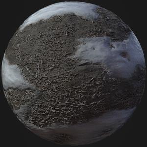 Sg sphere iray