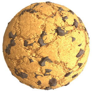Cookie sphere