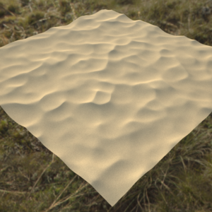 Sandmessy