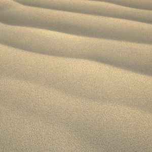Sandwaves irayrender