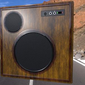 Old speaker b