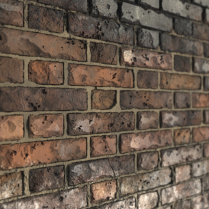 Brick wall soot plane dof