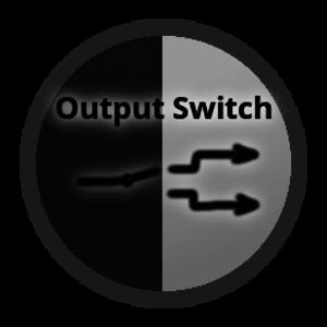 Icon outputswitchgs