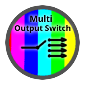 Icon multioutputswitch