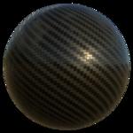 Carbon material