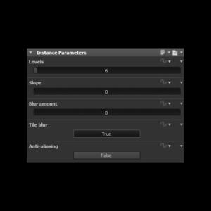 Posterize parameters v107