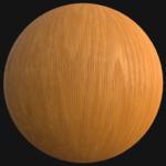 Organic wood