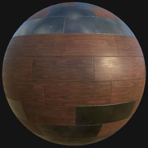 Floor wood