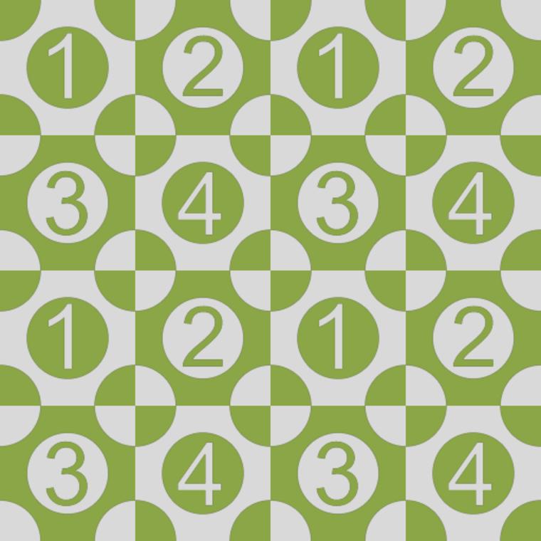 Texel density checker