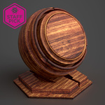 Plywood end grain sq