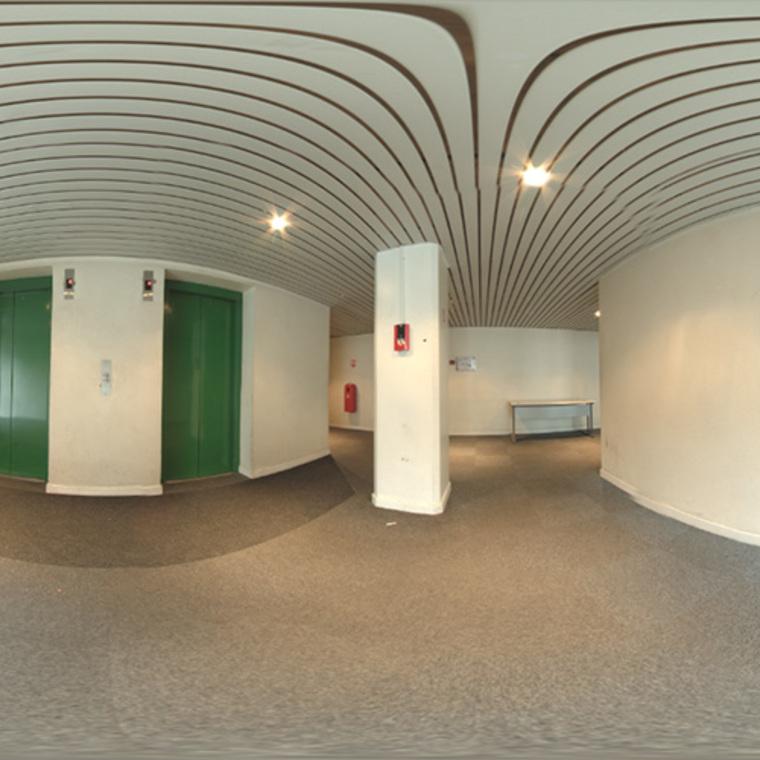 Thumb elevator corridor