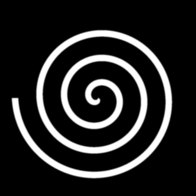 Archimedean spiral examples 0