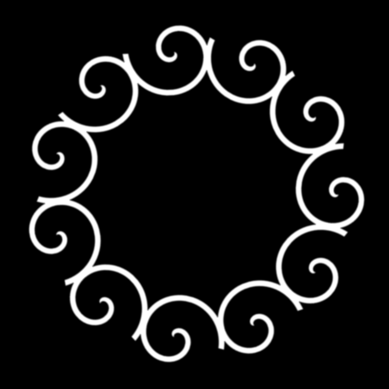 Archimedean spiral examples 3
