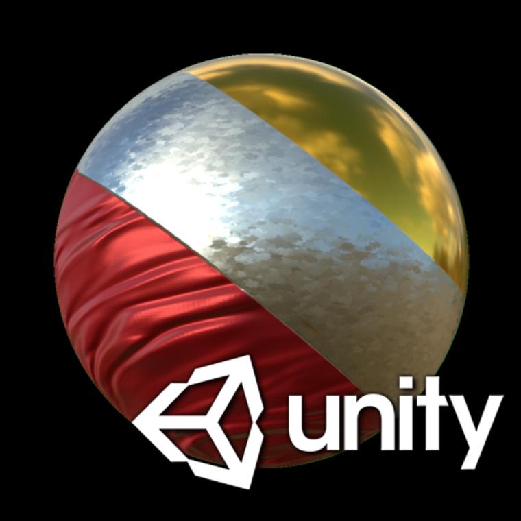 Icon shader unity