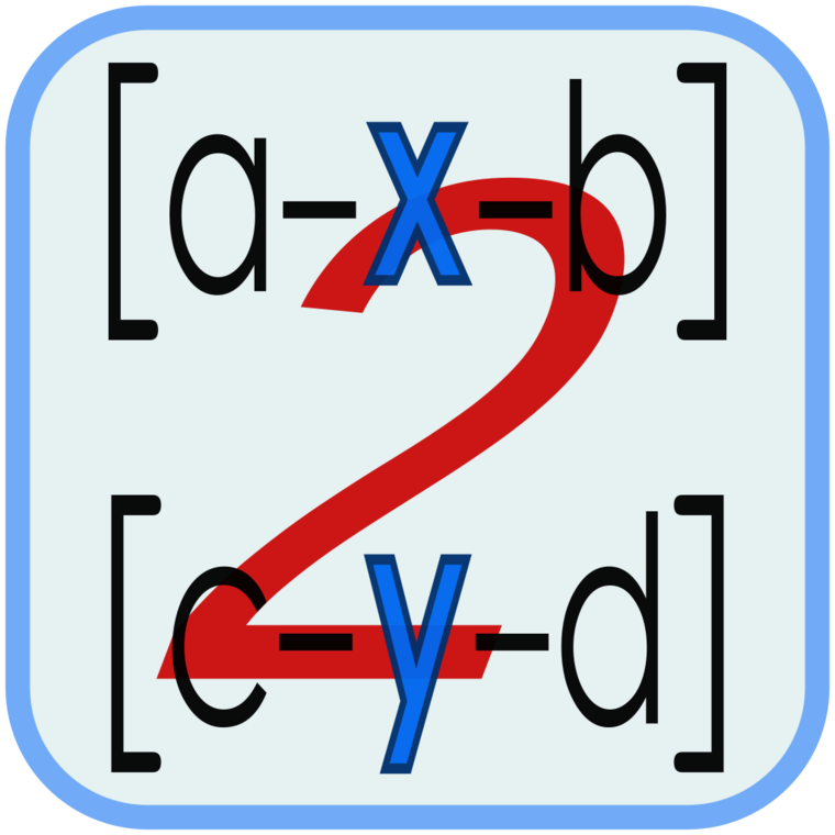 Transform by 2 intervals