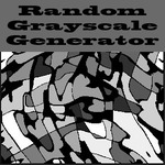 Filter random grayscale generator ico
