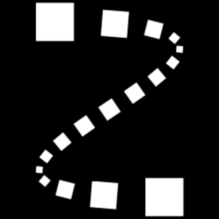Bspline pattern