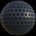 Hole mesh