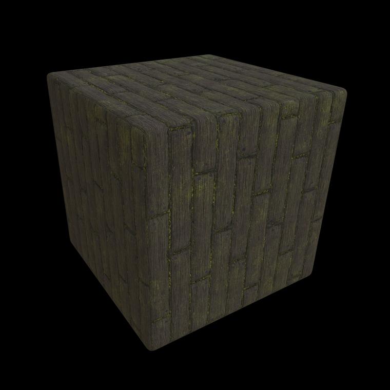 Cube center render2