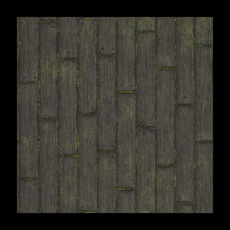Flat mesh 2