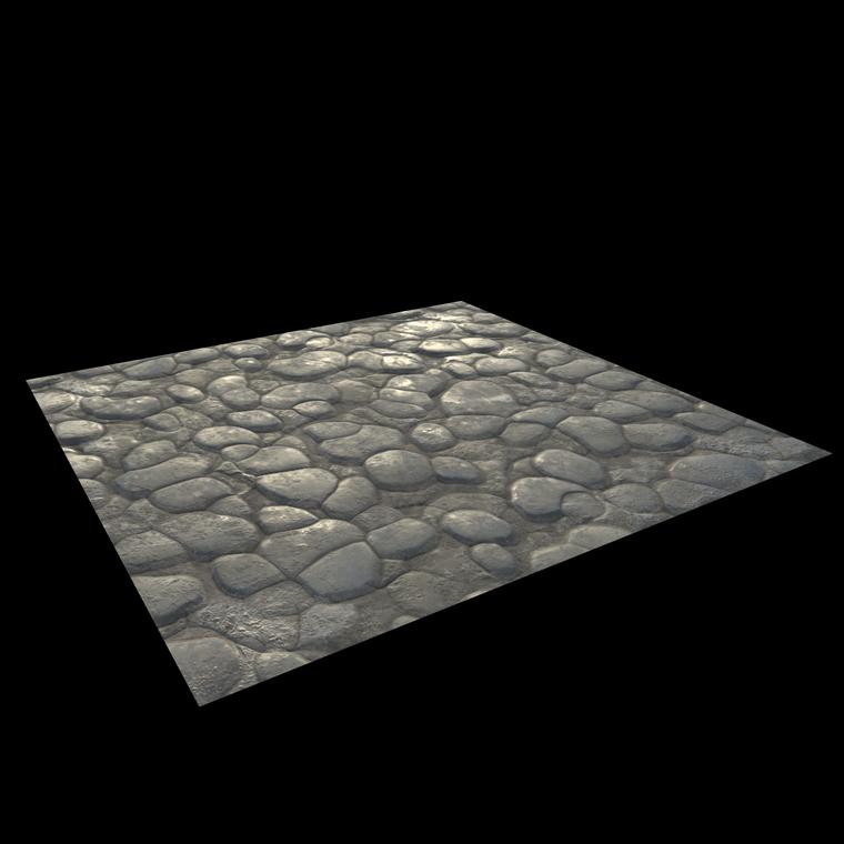 Rocks flat col