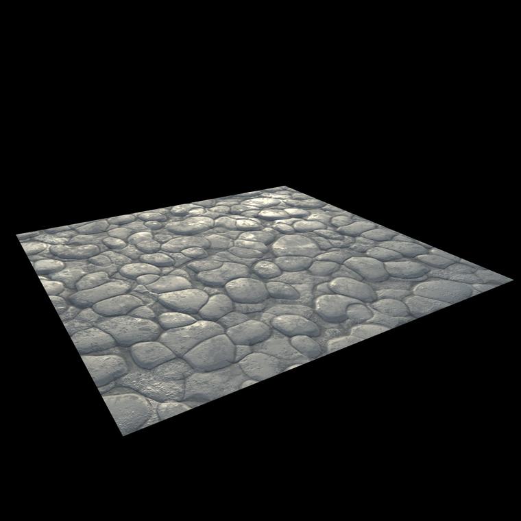 Rocks flat