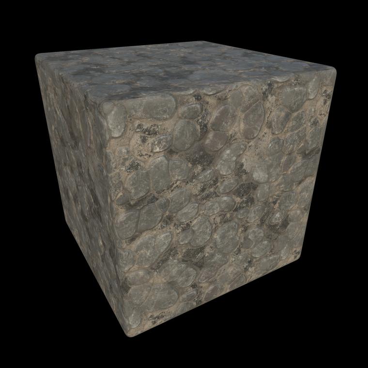 Rocks cube
