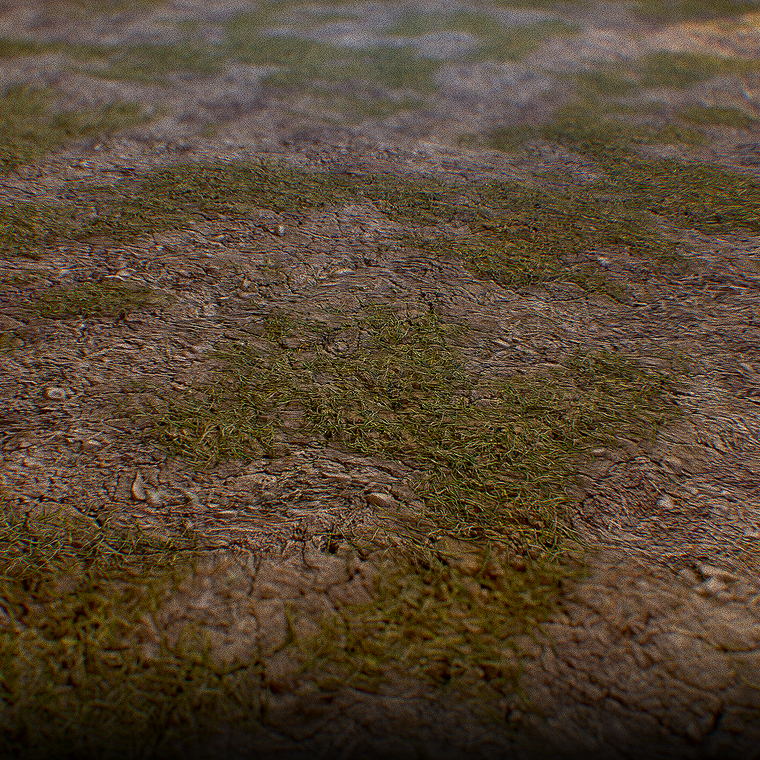 Rockygrass set terrain renders 03