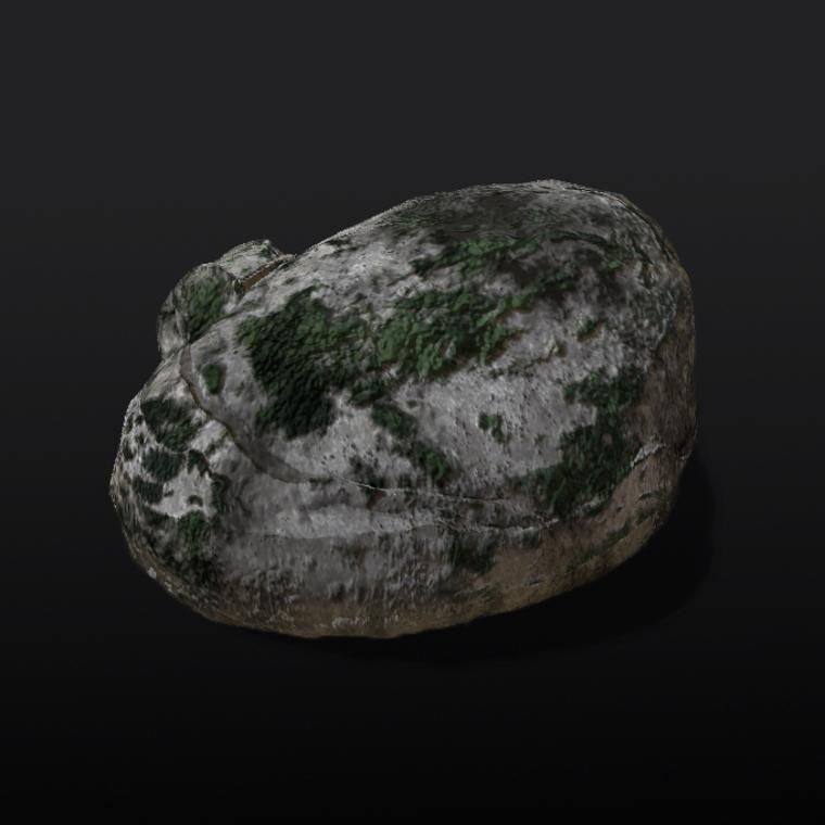Cinrod stone and moss