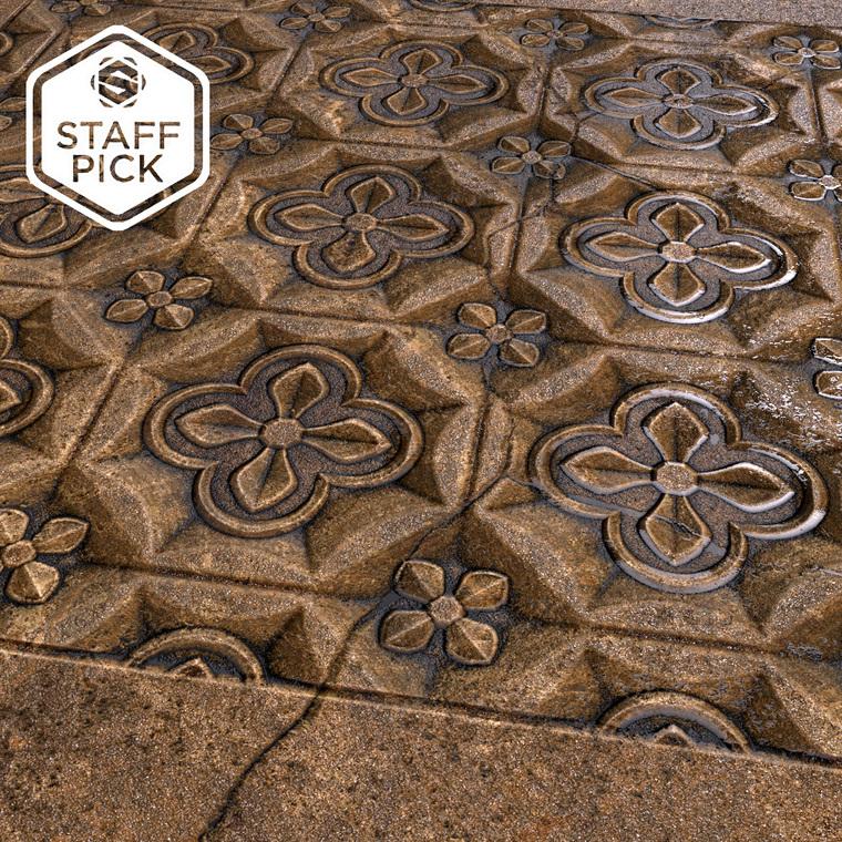 Sculptedpattern sq