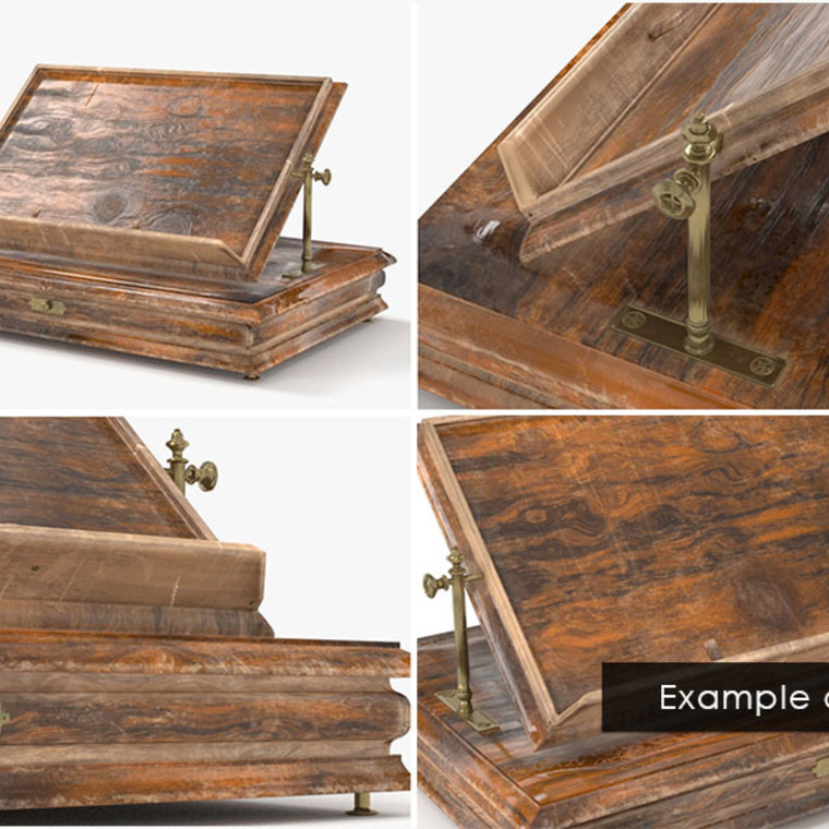 Sms old wood 01 substance material example of use