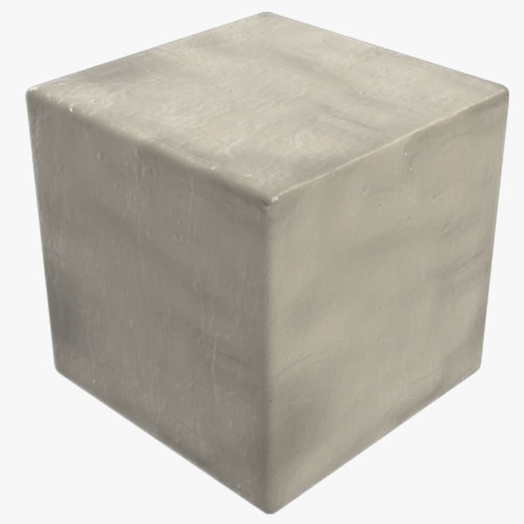 Sms candle wax substance material cube