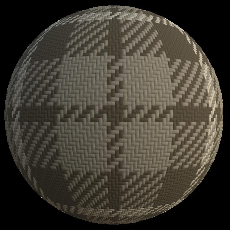 Tartan fabric 0.3