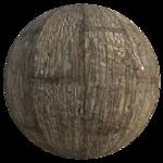 Wood planks aged
