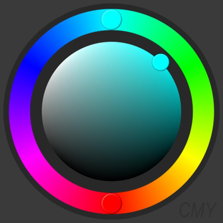 Substance Share The Free Exchange Platform Color Wheel