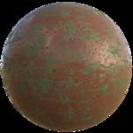 Bronze to copper