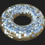 Disco ball preview