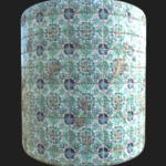 Pillartiles cylinder