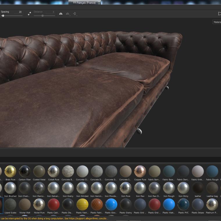 Capture sofa